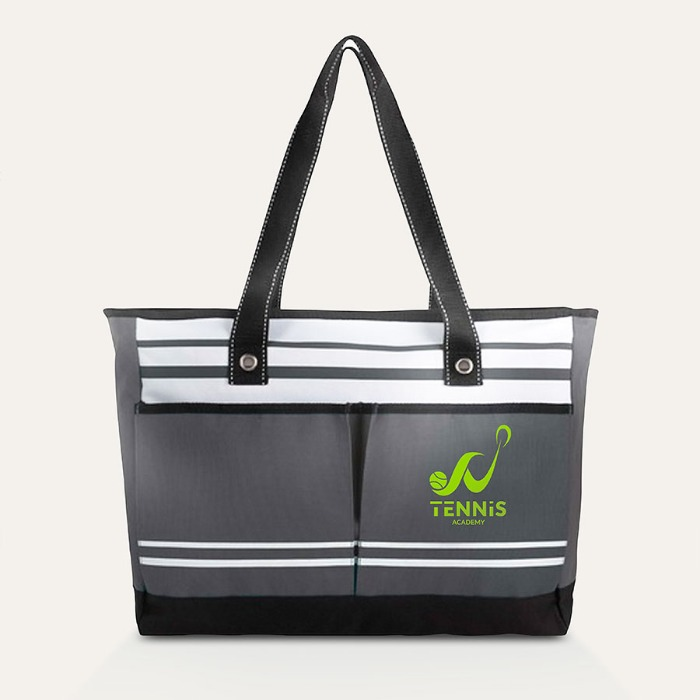 Two-Pocket Fashion Totes
