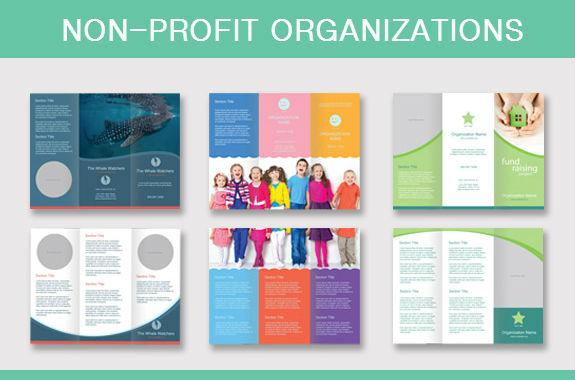 NonProfit Brochures