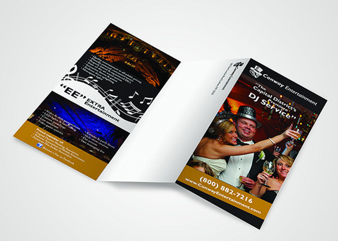 Standard Brochure Sample