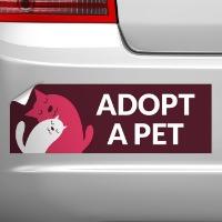 Pet Bumper Sticker