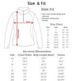 Ladies Pullover Sizes