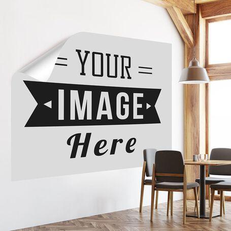custom wall vinyl