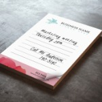 custom notepad printing