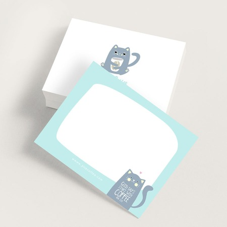 Custom Note Cards Print Personalized