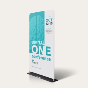 Tension Fabric Banners