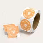 Custom Stickers as Advertising Materials