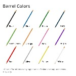 BIC® Pencil Solids Product Colors