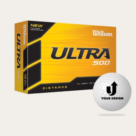 Wilson® Ultra 500 Distance Golf Ball