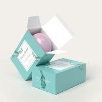 green custom soap box