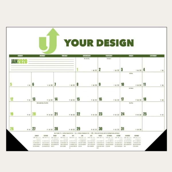 Multi-Color Desk Pad