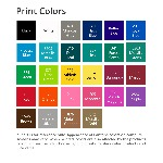 BIC® Pencil Solids Print Colors