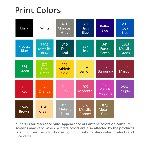 Guard Pen Print Colors