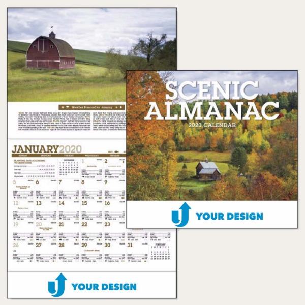 Scenic Almanac