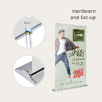 Premium Retractable Banner