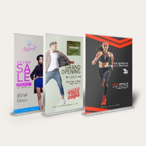 Premium Retractable Banners