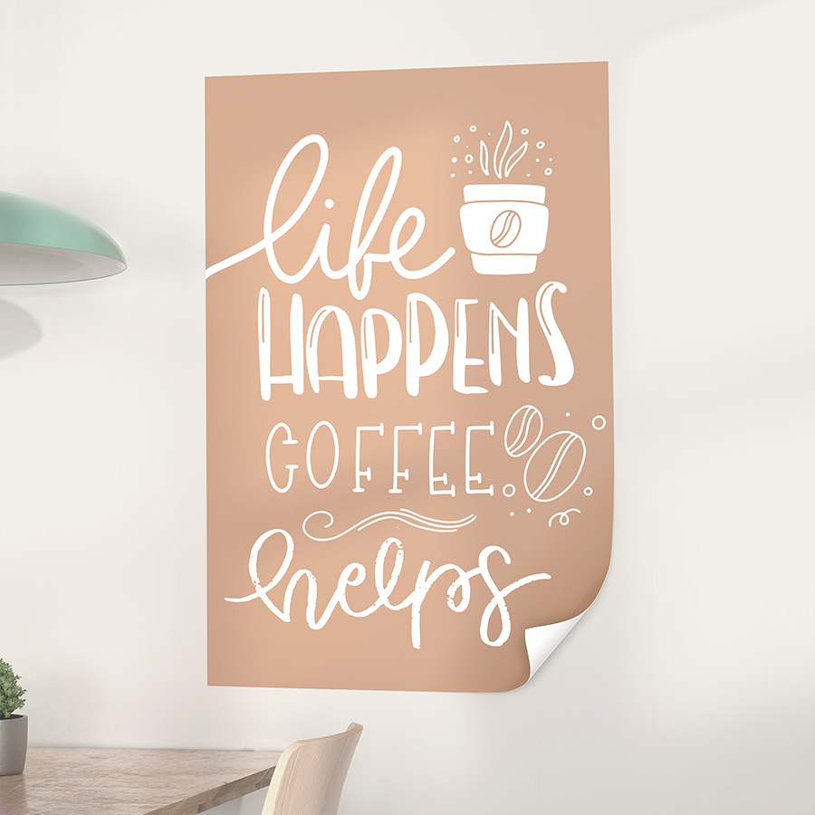 Custom Printed Removable Wall Decals