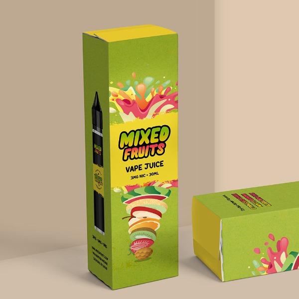 vape juice box mixed fruits
