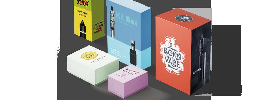 custom printed vape boxes