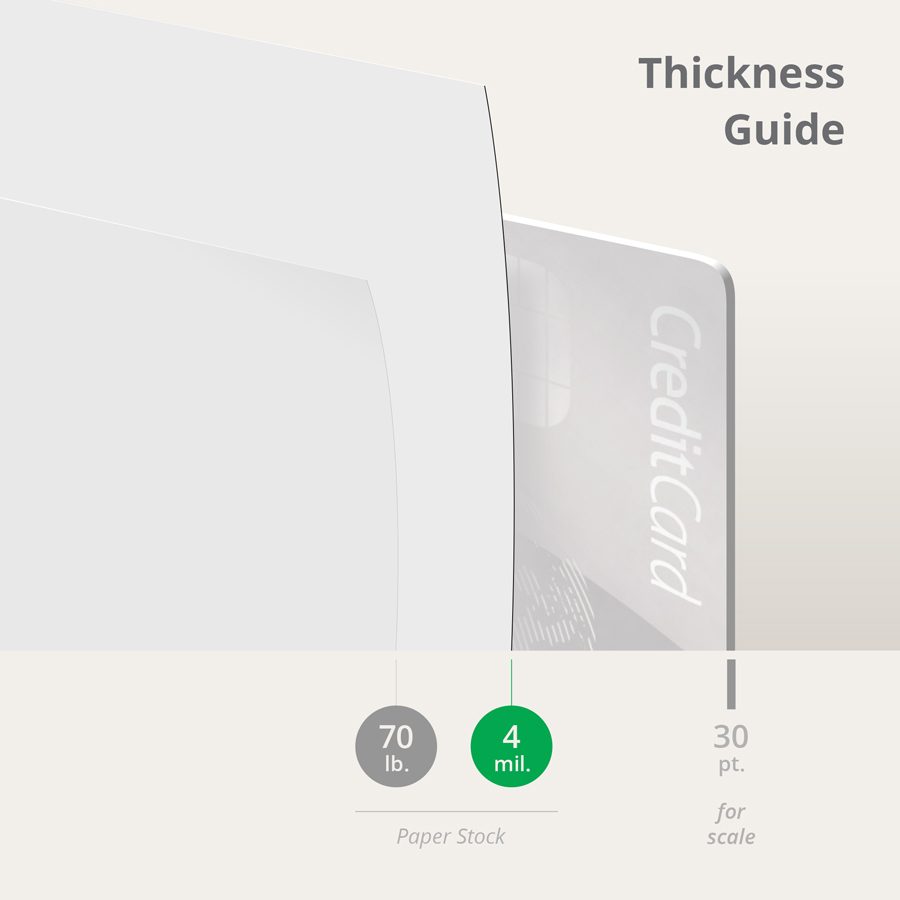 Discount Labels Thickness