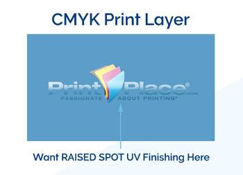 CMYK Print Layer
