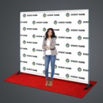 Built your own Step and Repeat Banners