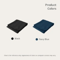 Ribbed Fleece Blanket Product Colors
