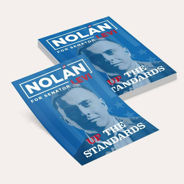 print bulk political posters
