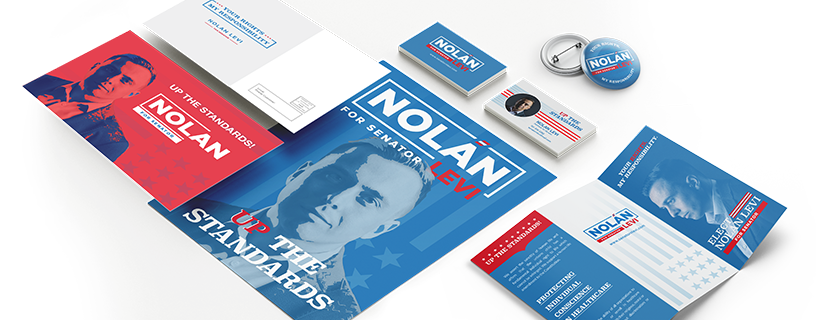 political campaign print products