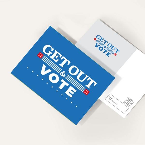 Political EDDM Postcards