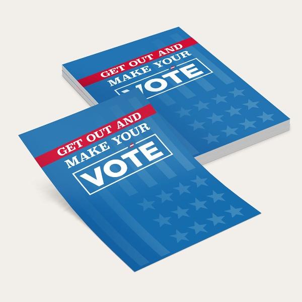 political campaign bulk posters