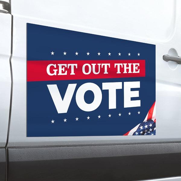 Political Car Magnets