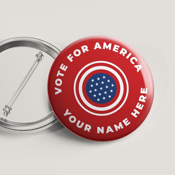 custom campaign buttons