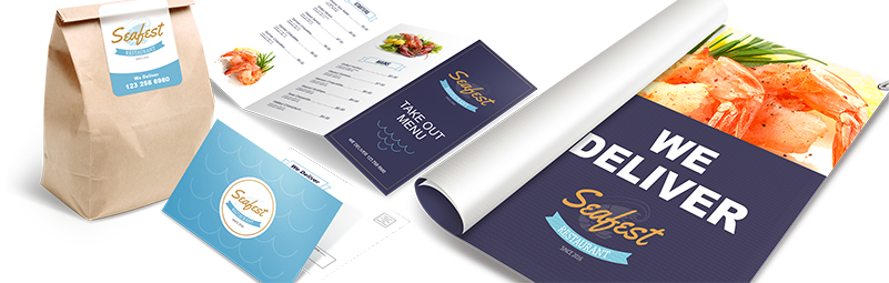 restaurant print products