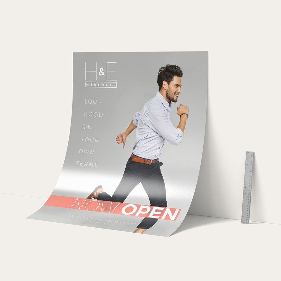 Large Format Posters - Customized Large Poster Printing
