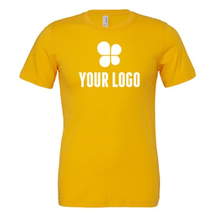 Bella+Canvas Unisex Jersey Short-Sleeve T-Shirt