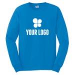 Gildan 100% Heavyweight Ultra Cotton Long Sleeve T-Shirt