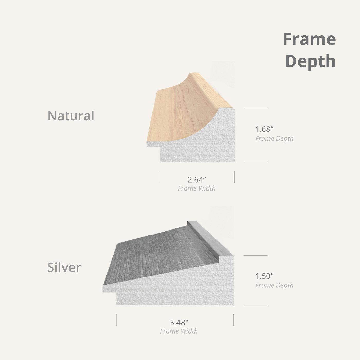Framed Prints Depth