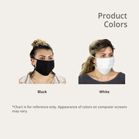2-ply Cotton Face Masks Product Colors