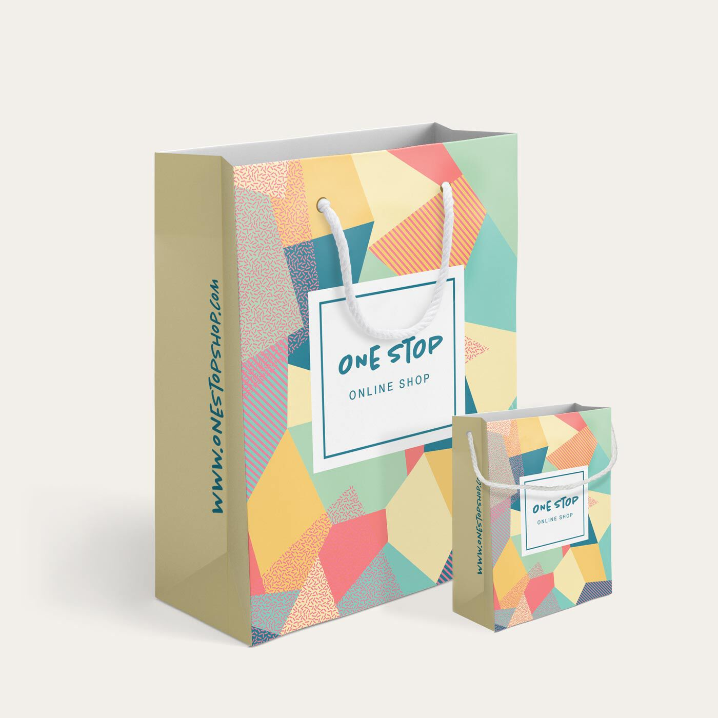 Custom Paper Bags Design And Print