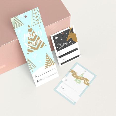 Gift Tags Custom Favor Free