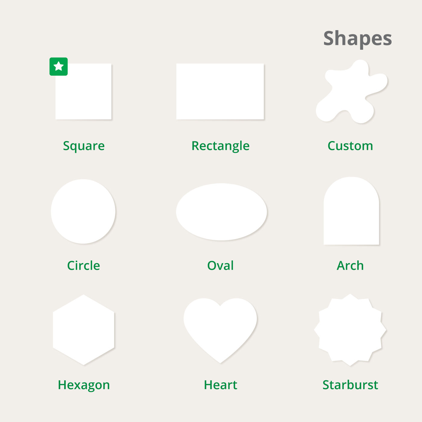 CTS Shapes