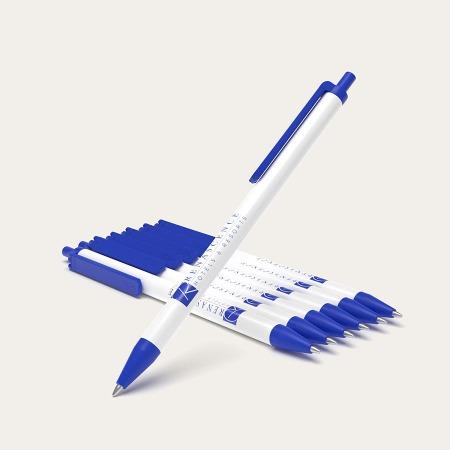 Classic Click Pens Materials