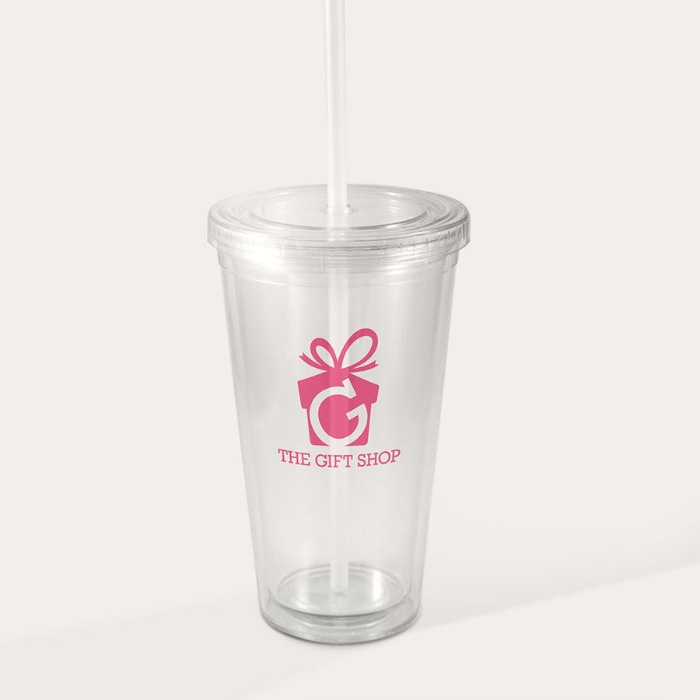 Double Wall Acrylic Tumbler - 18 oz.