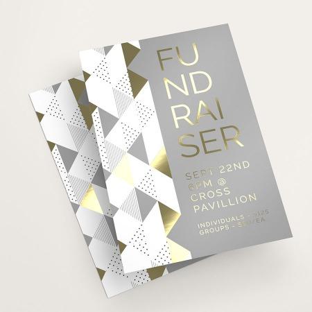 Foil Flyer Printing