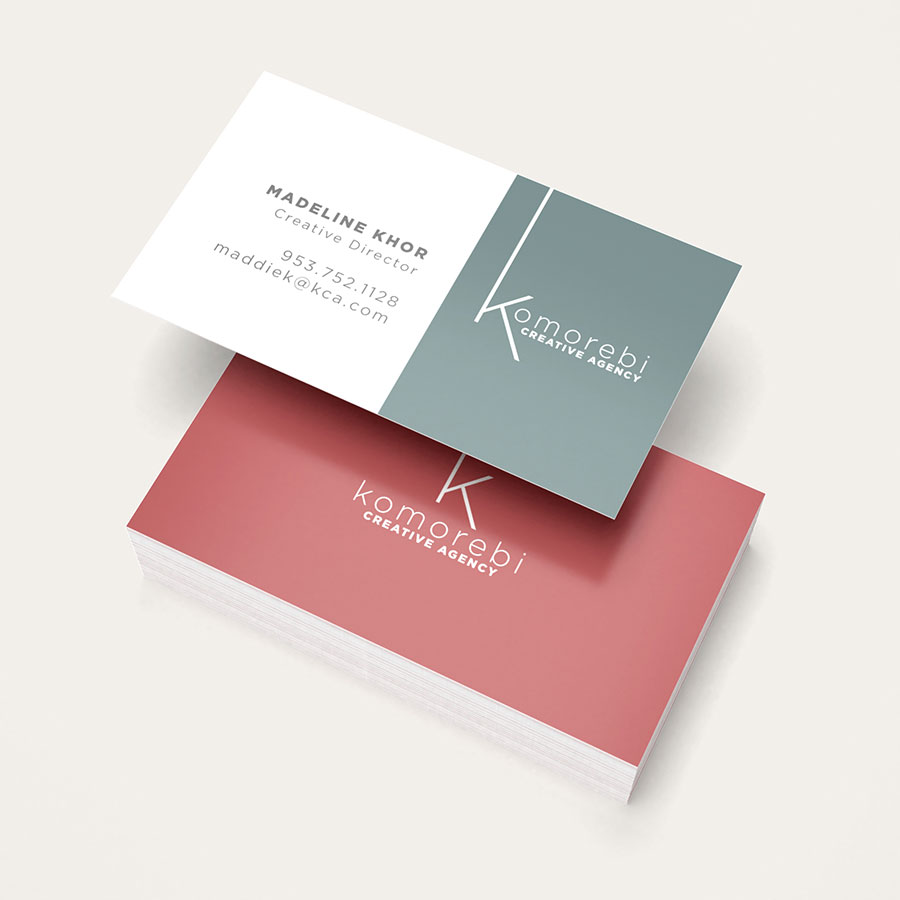 Business Cards In Standard Sizes Free