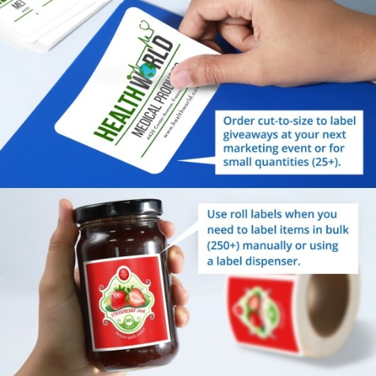 Cut-to-Size_and_Roll_Custom_Label__Applicationls